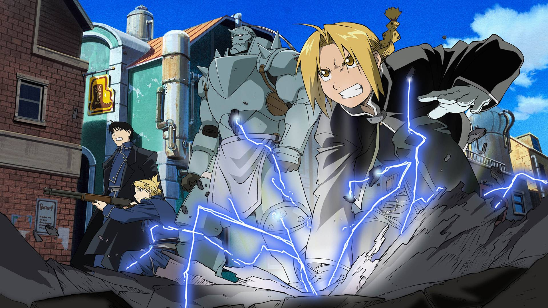 Review: Fullmetal Alchemist: Brotherhood – Under the Fridge